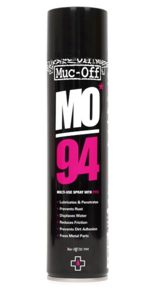Muc-Off MO-94 - Limpieza y mantenimiento - 400 ml negro